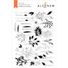 Altenew Wildflower Doodles Stamp Set