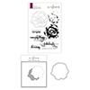 Altenew Amazing Things Stamp & Die & Mask Stencil Bundle