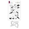 Altenew Bird Of Paradise Stamp & Die Bundle