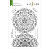 Altenew Blooming Mandalas Stamp Set
