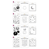 Altenew Blooming With Love Coordinating Stamp & Die & Mask Stencil Release Bundle