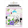 Altenew Blooming With Love Stamp & Die Release Mini Inspiration Guide