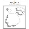 Altenew Calming Reverie Mask Stencil