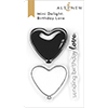Altenew Mini Delight: Birthday Love Stamp Set