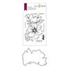 Altenew Statement Flowers Stamp And Die Bundle