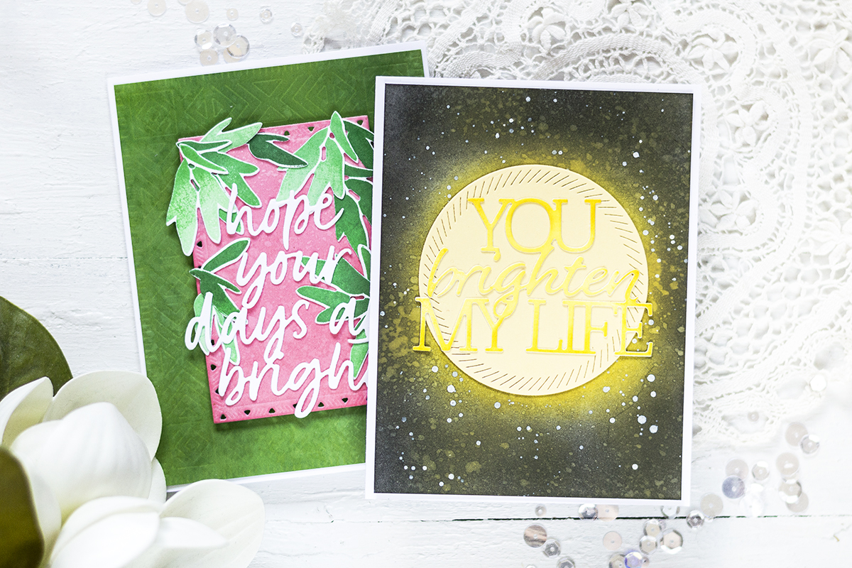 Ink To Paper June Release Day 4. Card by Svitlana Shayevich