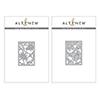 Altenew Dog Rose Panel A & B Die Bundle