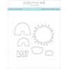Papertrey Ink / Ink To Paper Playful Patterns Die Set