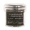 Ranger Black Sparkle Embossing Powder