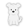 Simon Says Stamp Lil Critters Schnauzer Die