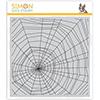 Simon Says Stamp Spider Web Background Stamp