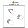 Altenew Balloon Bunch Mask Stencil