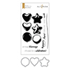 Altenew Balloon Bunch Stamp & Die Bundle