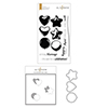 Altenew Balloon Bunch Stamp & Die & Mask Stencil Bundle