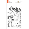 Altenew Fragile Foliage Stamp Set