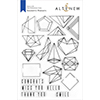 Altenew Geometric Elements Stamp Set
