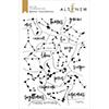 Altenew Splatter Constellations Stamp Set