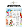 Altenew Beauty Of The Season Stamp & Die Release Mini Inspiration Guide