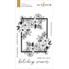 Altenew Festive Floral Frame Stamp Set