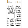 Altenew Merry Reindeer Stamp Set