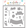 Altenew Baby Shower Simple Coloring Stencil