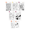 Altenew Cozy Creatures Stamp Release Bundle