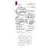 Altenew Simple Roses Stamp & Die Bundle