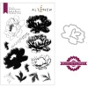 Altenew Build-A-Flower: Hawaiian Coral