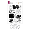 Altenew Cartoon Rose Stamp & Die Bundle