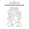 Altenew Pen Sketched Silhouette Die Set