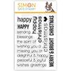 Simon Says Stamp Christmas Stamp Set
