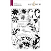 Altenew Blissful Blossoms Stamp Set