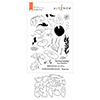 Altenew Goldfish Pond Stamp & Die Bundle