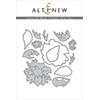 Altenew Layered Wood Flower Die Set
