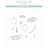 Papertrey Ink / Ink To Paper Tree Essentials Die Set