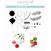 Papertrey Ink / Ink To Paper Tree Essentials Stamp Set