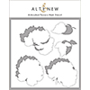 Altenew Airbrushed Flowers Mask Stencil