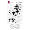 Altenew Airbrushed Flowers Stamp & Die Bundle