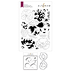 Altenew Airbrushed Flowers Stamp & Die & Mask Stencil Bundle