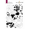Altenew Airbrushed Flowers Stamp Set