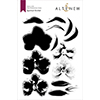 Altenew Spotted Orchid Stamp Set