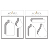 Altenew Versatile Vases 2 Mask Stencil Set