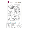 Altenew Vintage Garden Stamp & Die & Coloring Stencil Bundle