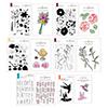 Altenew Love & Friendship Coordinating Stamp & Die Release Bundle