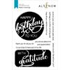Altenew Modern Greetings Stamp Set
