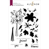 Altenew Our Friendship Blooms Stamp Set