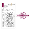 Altenew Paint-A-Flower: Clematis Outline Stamp Set