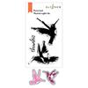 Altenew Painted Hummingbirds Stamp & Die Bundle