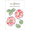 Altenew Queen Anemone Die Set