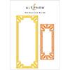 Altenew Slim Deco Cover Die Set